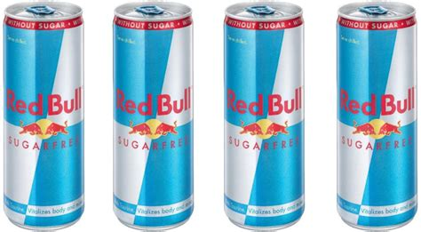 energy drink 4 pack price bull sugar free 250 ml can pack of 4 energy drink