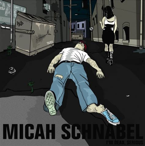 "Suburban Home   Micah Schnabel ""I'm Dead, Serious"" CD (Buy 1 Get 1 FREE)"