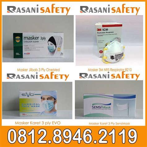Masker Rumah Sakit contoh alat kesehatan habis pakai daftar bahan medis