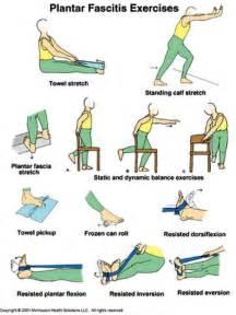 plantar fasciitis exercises f 246 r kropp o sj 228 l
