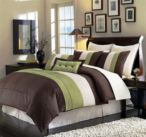 gray and brown comforter sets gray and brown comforter sets pieces luxury stripe white