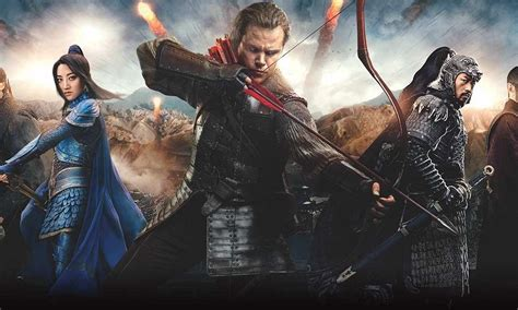 bookmyshow english the great wall english movie review bookmyshow blog