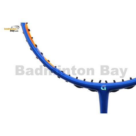 Raket Bulutangkis Badminton Apacs Dual Power Speed apacs dual power speed version 2 blue badminton racket 4u