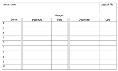 Sailors Log Book starpath sailors logbook