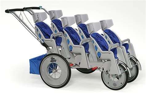 runabout six seat stroller