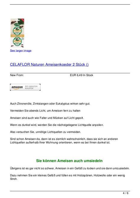 Gr Ne Blattl Use Bek Mpfen 4397 by Pflanzen Gegen Ameisen Garten N Tzlinge Mit Bl