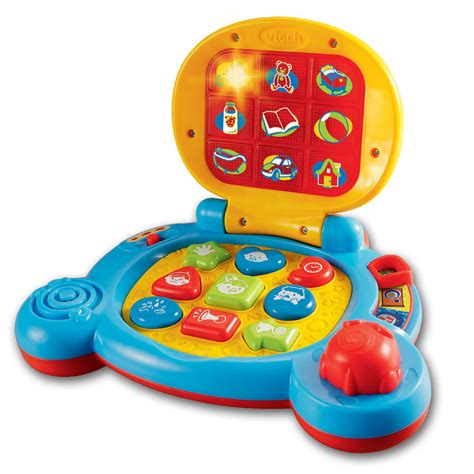 learning toys for babies review of vtech baby s learning laptop