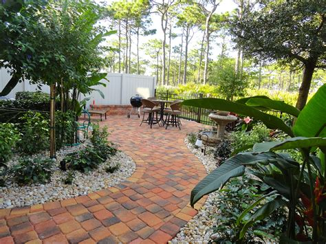 Landscape Garden Designs Ideas Beautiful Courtyard Landscaping Ideas Bistrodre Porch And Landscape Ideas