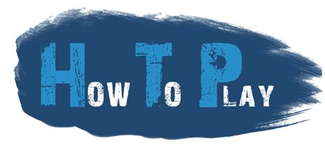 how to play how to play logo by axllight on deviantart