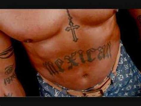 rey mysterio tattoos tatouages de mysterio