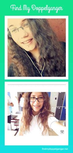 find my celeb look alike for free look at these people who found their look alike with find