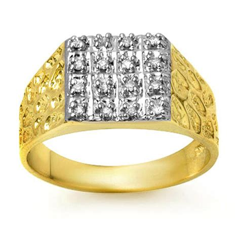 gold ring for