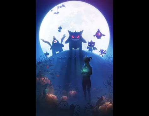 pokemon  gen  release update halloween  event