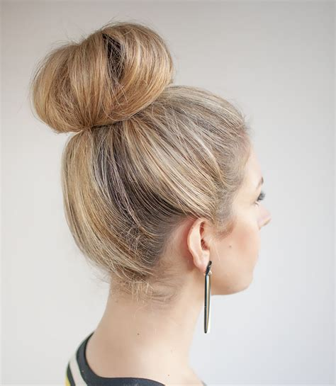 Bun Hairstyles Tools by Bun Lovin The Tools Tricks And Tutorials For