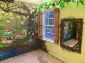 Wall Murals Enchanted Forest Enchanted Forest Bedroom Mural Board And Batten