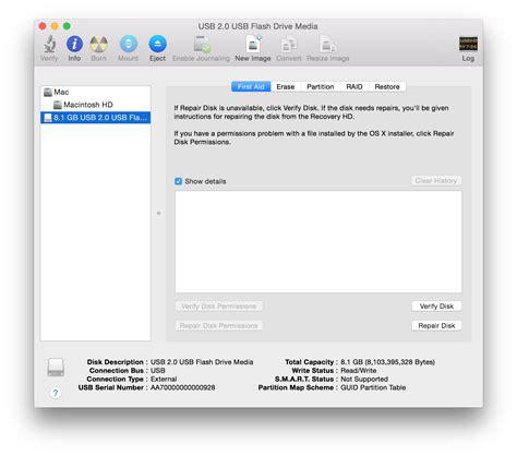 format flash drive mac el capitan mac os x el capitan 10 11 6 intel usb install download