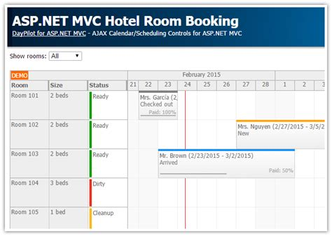 extending editor templates for asp net mvc asp net mvc hotel room booking daypilot code