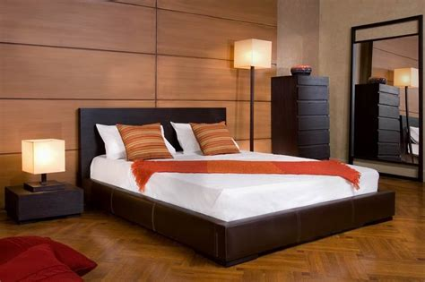 design bed modern wooden bed designs an interior design