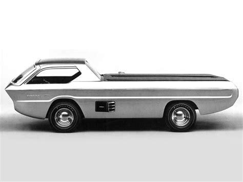 dodge pickup deora   concept cars