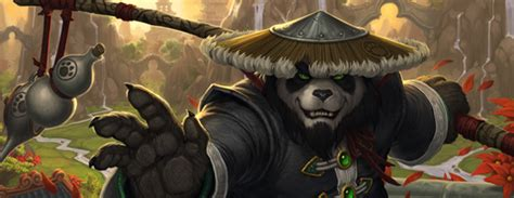 Wow Detox Monk by Blizzcon 2011 World Of Warcraft Mists Of Pandaria