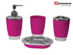 pink bathroom accessories bathroom accessories sq professional ltd signature of