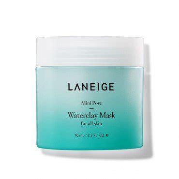 Laneige Mini Pore Waterclay Mask Travel Size mini pore waterclay mask
