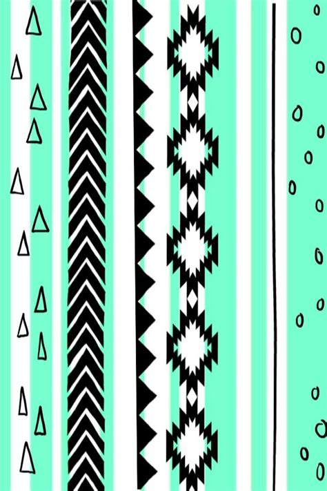 Wallpaper Cute Tribal | what a cute background tribal pattern art pinterest