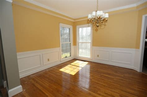 dining room repainted bm concord ivory s house dining rooms yellow and paint