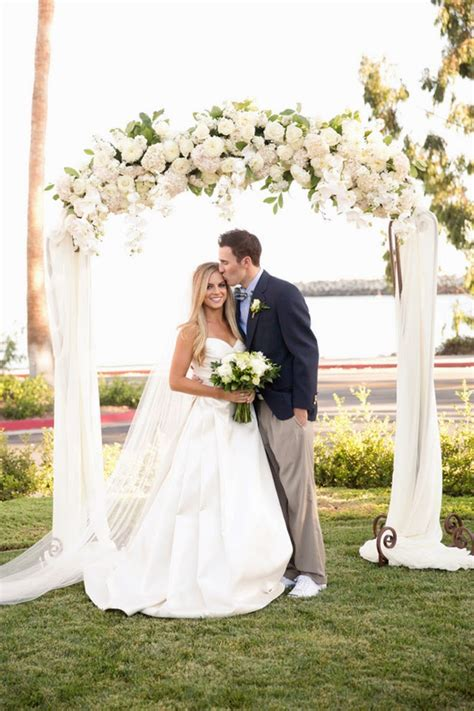 Wedding Arch Is Called a sea of inspiration nautical wedding ideas the