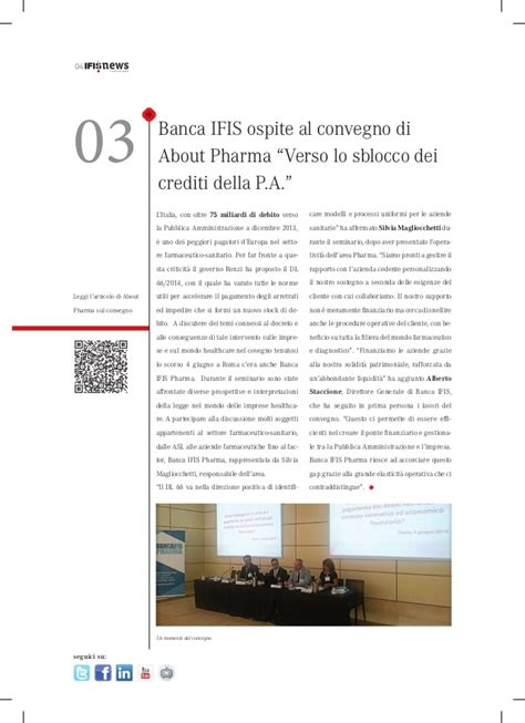 gruppo ifis newsletter gruppo ifis 10
