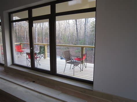 Window Sill Bullnose Edge Windows With Bullnose Corners Instead Of Trim Yes Or No