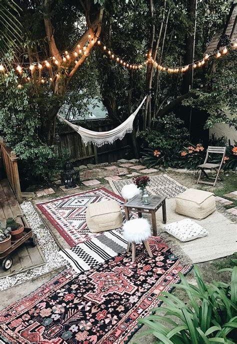 boho moroccan terrace decor ideas shelterness