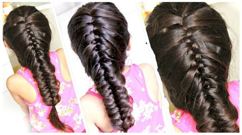 french braids hairstyles youtube faux french braid braided hairstyles shrutiarjunanand