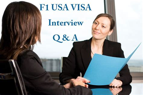 F1 Visa Questions And Answers For Mba by F1usavisa