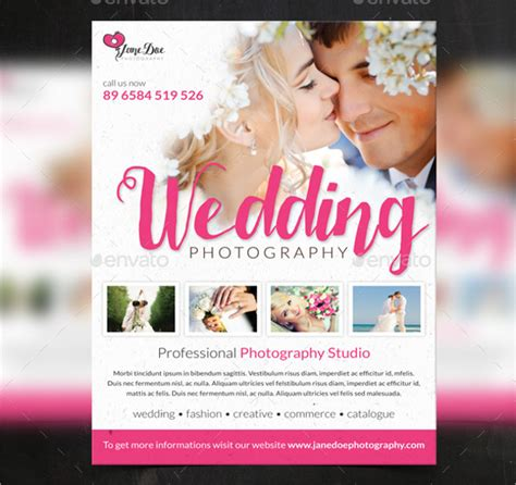 47 photography flyer designs exles psd ai eps doc pages exles