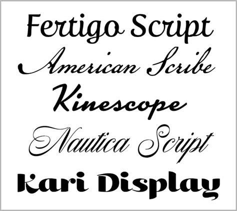 font design adobe 5 great script fonts from adobe typekit indesignsecrets