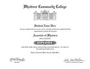 Degrees Templates by College Degrees College Degree Template