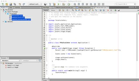 how to create swing project in netbeans how to create a javafx gui using scene builder in netbeans