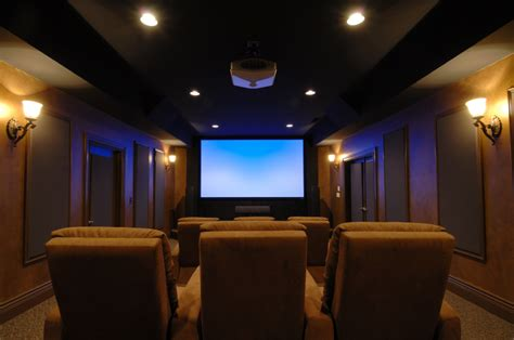 Small Home Theater Lighting 32 Luxury Home Media Room Design Ideas Pictures