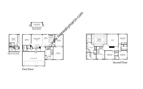 devonshire floor plan devonshire model in the winchester glen subdivision in