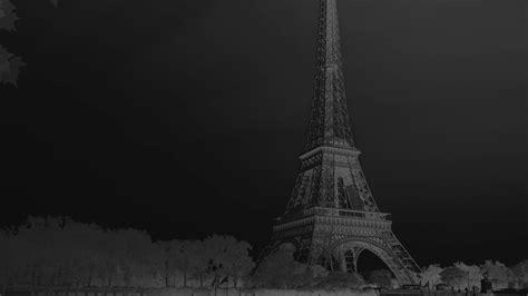 eiffel tower wallpaper for macbook na19 sky dark bw black eiffel tower nature paris city