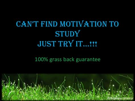 Cant Find On Can T Find Motivation To Study
