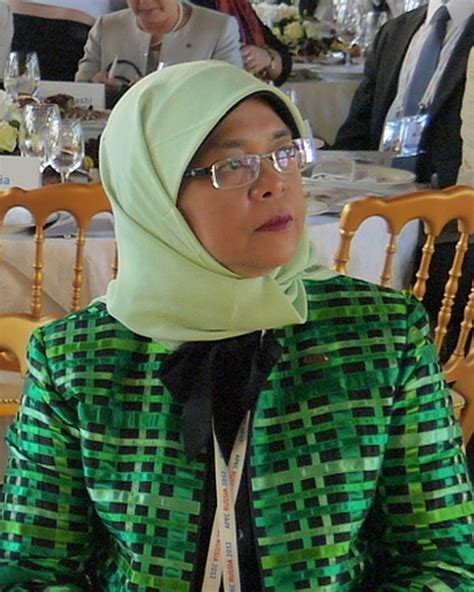 biography of halimah yacob singapore appoints its first ever first woman president