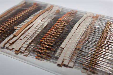 resistor calculator metal arduino component 5 metal resistor 1 4w assortment kit