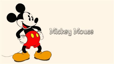 mickey mouse desk mickey mouse hd wallpapers free hd wallpapers