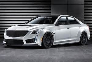 Cadillac Cts Z 2016 Hennessey Cadillac Cts V