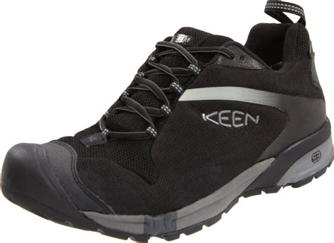 mens waterproof running shoes keen mens tryon waterproof trail running shoe in black for