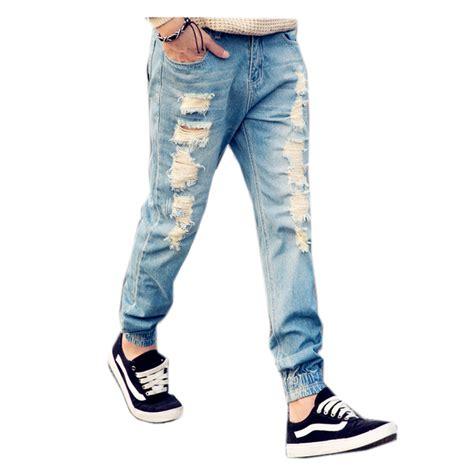 Celana Jogger Ripped Anak 17 trend model celana jogger pria dan wanita masa kini 2018