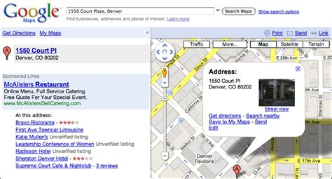Search Gmail Addresses Can I Search For Places Near A Given Address In Maps Ask Dave