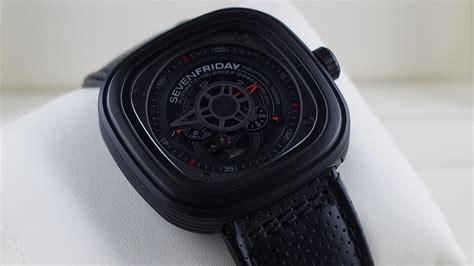 Jam Tangan Longines 09 01 sold sevenfriday p3 01 black pvd automatic jual beli